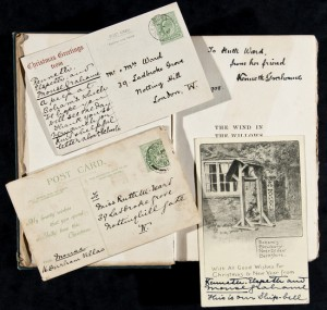 wind in the willows 1st edition letters