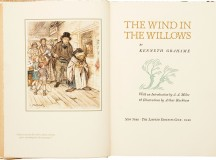 Wind in the Willows Books & Illustrators