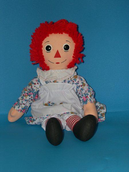 Knickerbocker Raggedy Ann