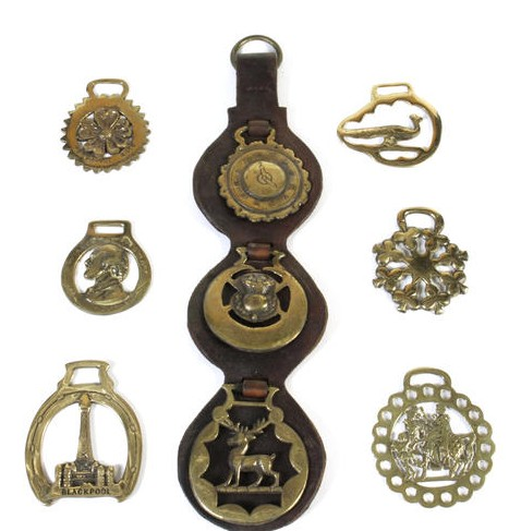 horse brass collection bonhams