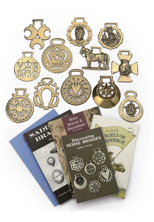 horse brass collection books