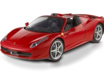 Ferrari 458 Spider from Hot Wheels Elite