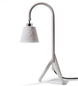 lladro treo lamp