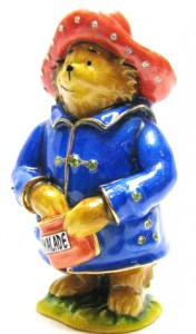Paddington Bear Hidden Treasures Arora Design