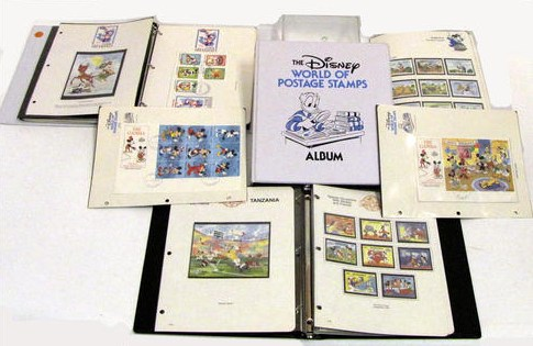 disney world stamps