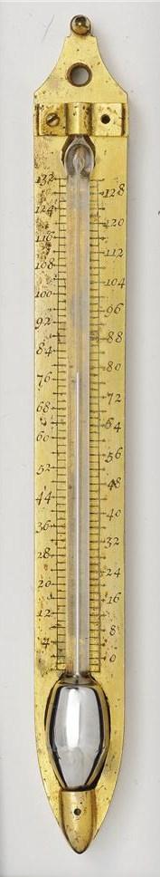 Daniel Gabriel Fahrenheit Thermometer
