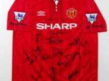 Premier League Football Shirts Collection from the Inaugural Season