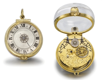george de la courtine watch