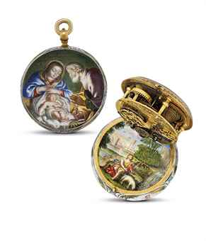 goullons a paris 17th c watch