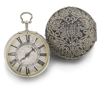 henricus jones 17th c watch