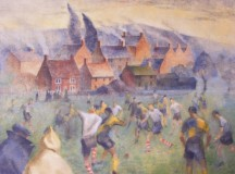 Slade School of Art Artists Collection Discovered at Unique Auctions