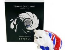 Royal Doulton Bulldog Jack and James Bond