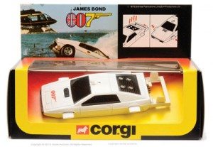 corgi lotus esprit the spy who loved me