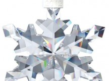 Swarovski Christmas Ornament Annual Edition 2012 & Large Version