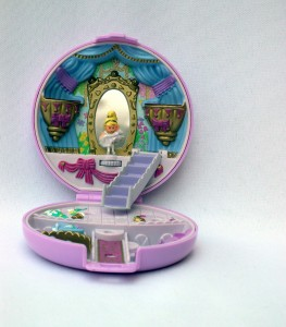 C  ballet polly pocket