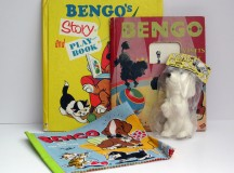 Bengo the Boxer Art & Bengo the Boxer Collectables