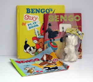 F Selection of  Bengo books