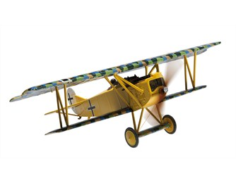 Aviation Archive Fokker DVII Oblt Erich Lowenhardt, Puisieux-Ferme, August, 1918 1:48 (AA38905)