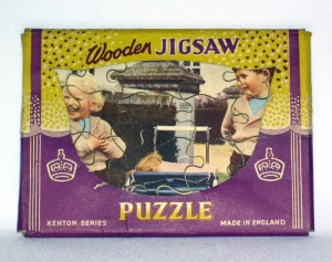 3 Royal children puzzle Kenton