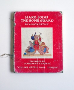 Hare Joins the Home Guard by Alison Uttley