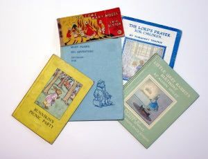 Selection of 1940s' books for Younger Readers