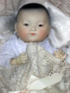 An Armand Marseille oriental baby