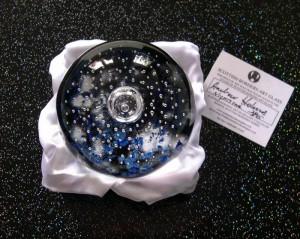 A NightStar Paperweight a