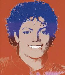 Andy Warhol (1928-1987) Michael Jackson