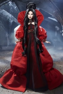 Haunted Beauty Vampir Barbie Doll