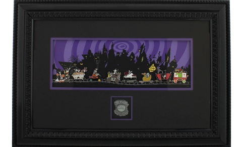 Disney Pin Set Celebrates 20 Years of Nightmare Before Christmas