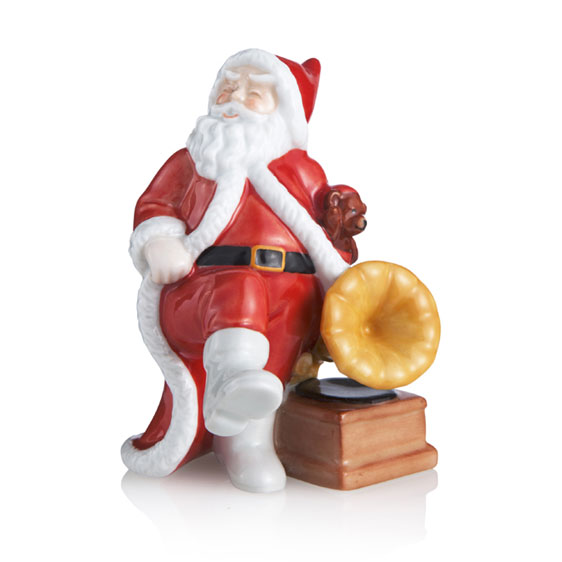 Royal Copenhagen Annual Christmas Santa 2013
