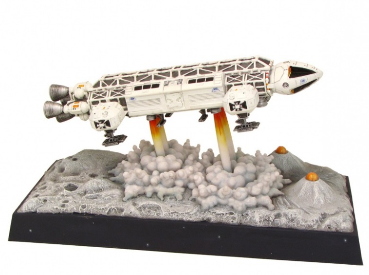 Space 1999 Eagle Transporter from Robert Harrop