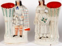 Victoriana, Victorian Staffordshire and Victorian Collectables