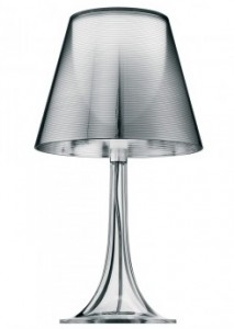 "Phillipe Starck ""Miss K"" table lamp created in 2003"