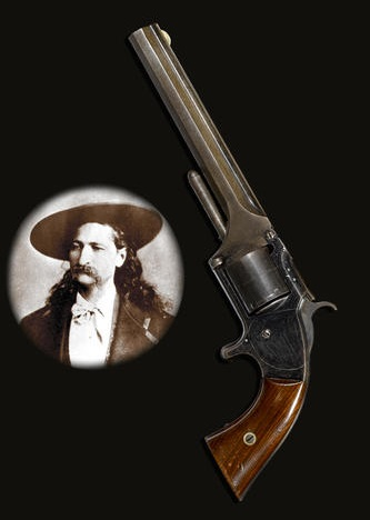 Wild Bill Hickok's Smith & Wesson Shoots To Auction