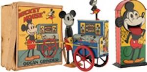 Disneyana From The Maurice Sendak Collection at Hakes