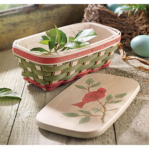 Longaberger 2014 Mother's Day Basket Set