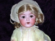 Armand Marseille Dolls & Other Bisque Dolls
