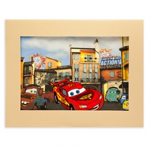Disney's Studios Hollywood Celebrate 25 Years with Limited Edition Cels