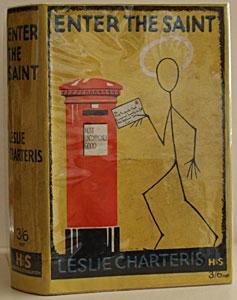 charteris enter the saint