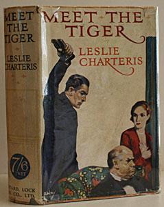 charteris meet the tiger