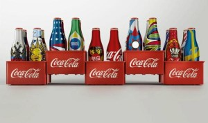 Coca-Cola: Minibottles for the 2014 FIFA World Cup Brazil