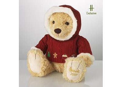8883b46b37f Harrods Christmas Bears