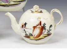 English Teapots – Their Origin and Variety