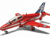 Red Arrows 50th Display Season BAe Hawk Model from Corgi
