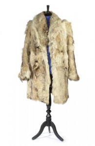 The Who: John Entwistle's fur coat