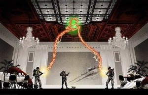 Mark Englert ghostbusters 30th