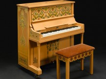 "Iconic ""As Time Goes By"" Piano from Casablanca"