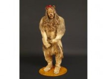 Cowardly Lion Costume Purrs its way to auction