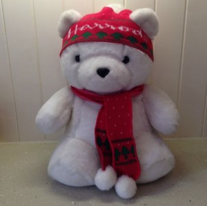 harrods snowy bear 1986 value price